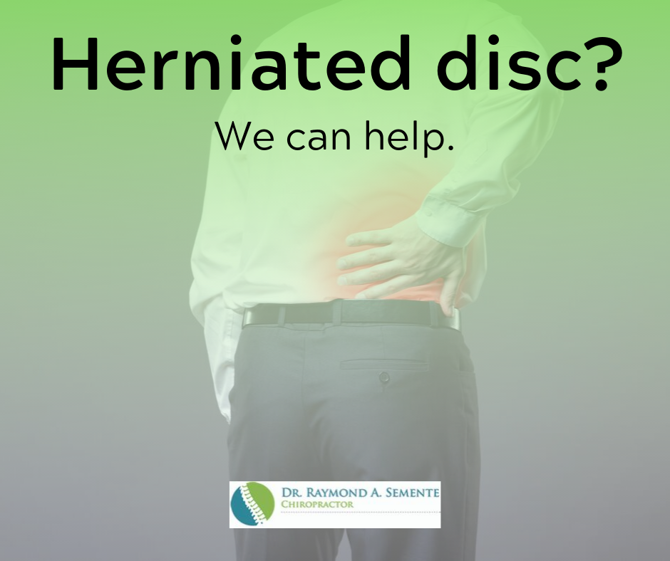 Nonsurgical Treatments for Herniated Discs