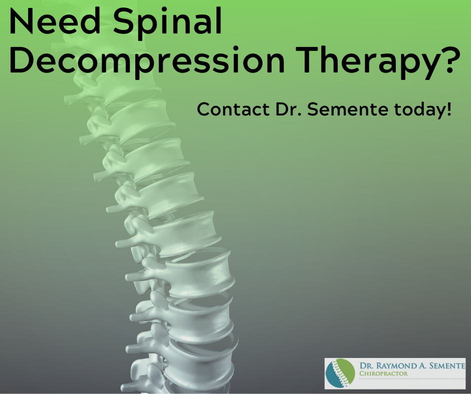 Spinal Decompression Therapy for Sciatica